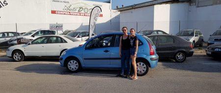 Nuestro Citroën C3 ya tiene nuevos dueños.