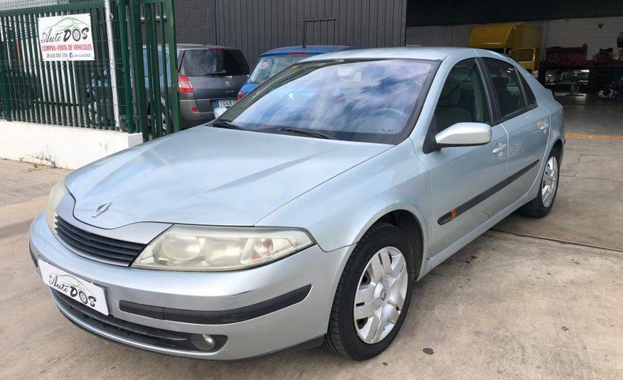 Renault laguna II 1.9 dci