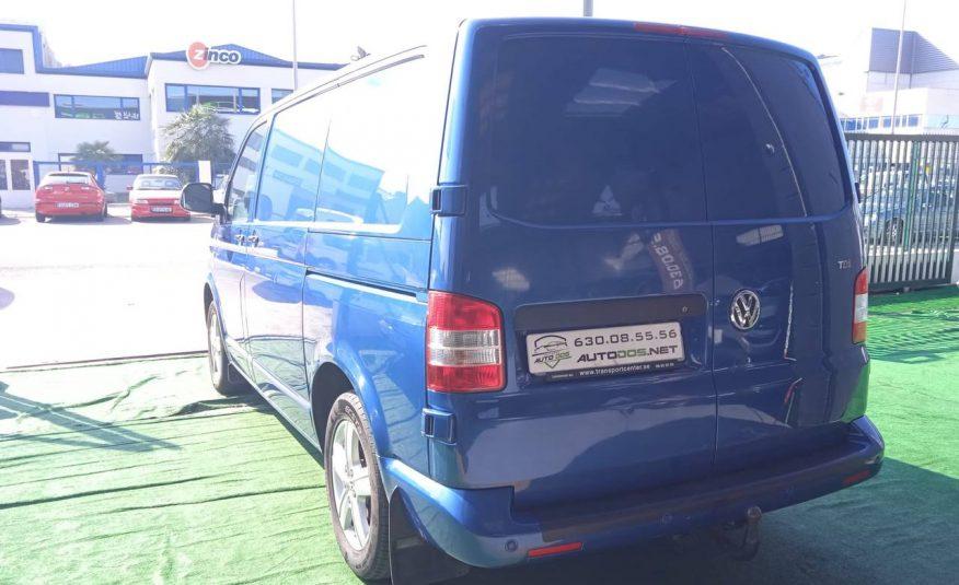 Furgoneta de carga Volkswagen Transporter 2.0 TDI 180 cv 2010