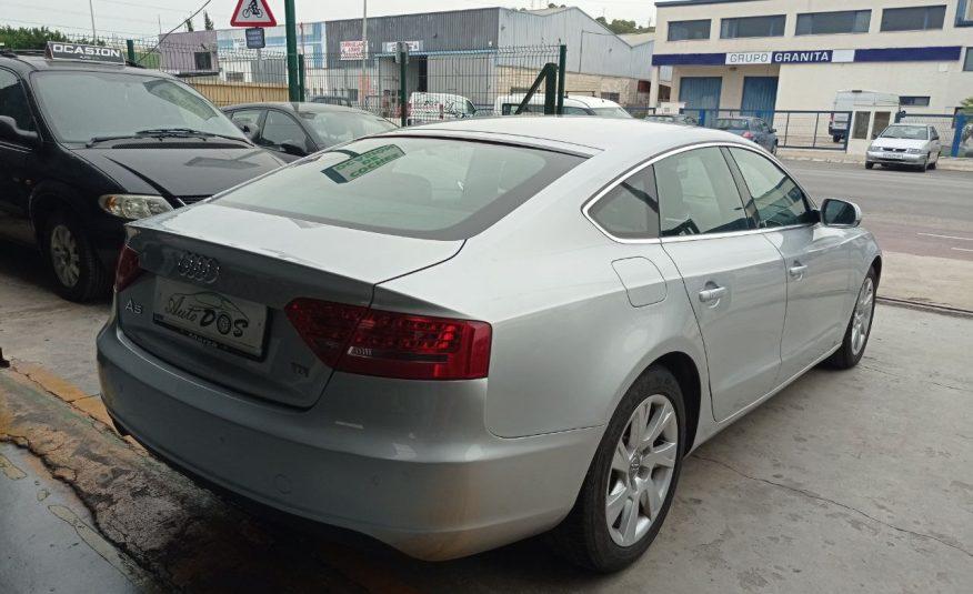 Audi A5 Sportback 2.0TDI 140cv 2010