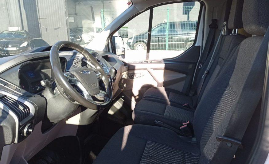 Ford Transit Custom 2.0 diesel 130cv 2017